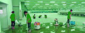 Dịch vụ vệ sinh công nghiệp Binh Dương