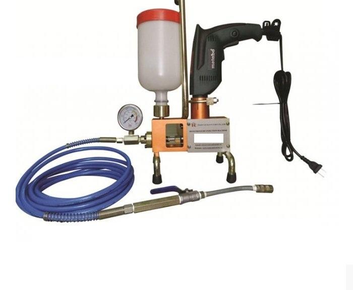 máy bơm keo Epoxy áp lực
