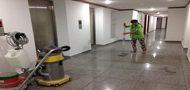 dịch vụ vệ sinh công nghiệp sau xây dựng tại quận 8