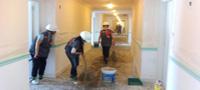 dịch vụ vệ sinh công nghiệp sau xây dựng tại quận tân bình