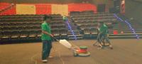 dịch vụ vệ sinh công nghiệp tại huyện Bình Chánh