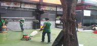 dịch vụ vệ sinh công nghiệp tại quận thủ đức