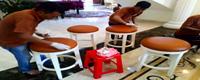 dịch vụ giặt ghế sofa tại quận 5