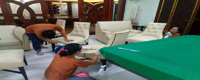 dịch vụ giặt ghế sofa tại tphcm