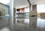 đánh bóng sàn đá Granite (đá Hoa Cương)