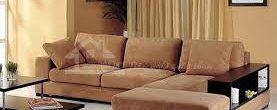 ghề sofa vải nhung