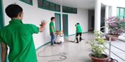 dịch vụ vệ sinh công nghiệp homeclean tại tphcm